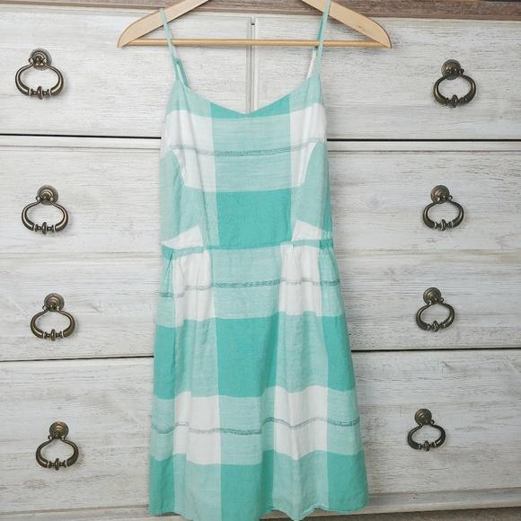 Old Navy Dresses & Skirts - Old Navy plaid print dress